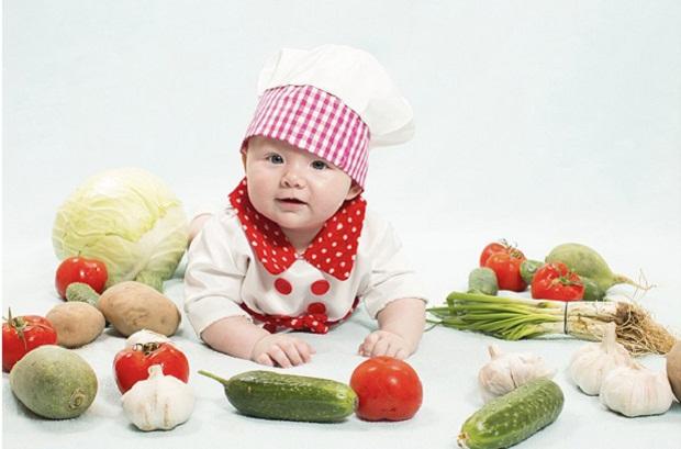 разнообразное питание, как питаться ребенку