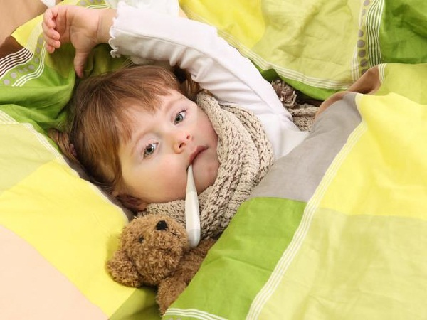 грипп у ребенка, как лечить ребенка от гриппа