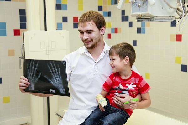 рентген и дети, флюорография и дети
