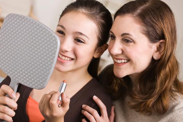 подростковый макияж, макияж подростков, школьный макияж