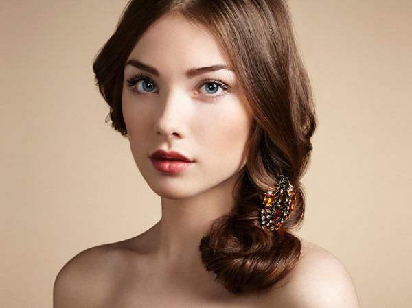 как сделать матовый макияж
