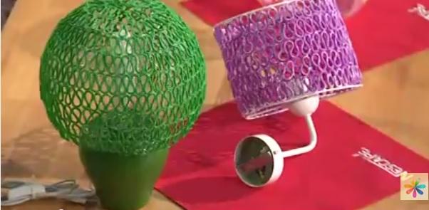 абажур своими руками, абажур handmade