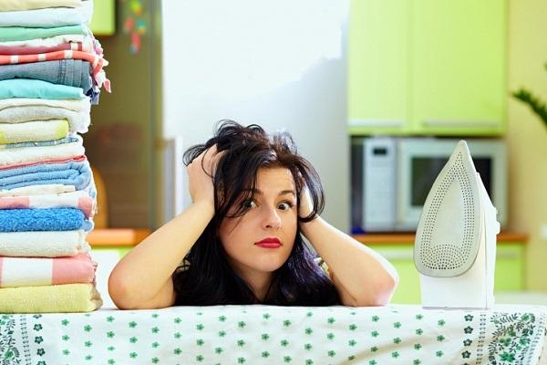 как гладить постельное белье, секреты глажки постельного белья, особенности глажки постельного белья