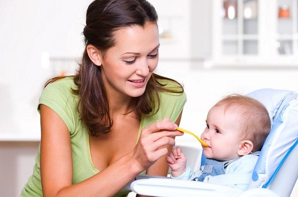 детский прикорм, ошибки введения детского прикорма,