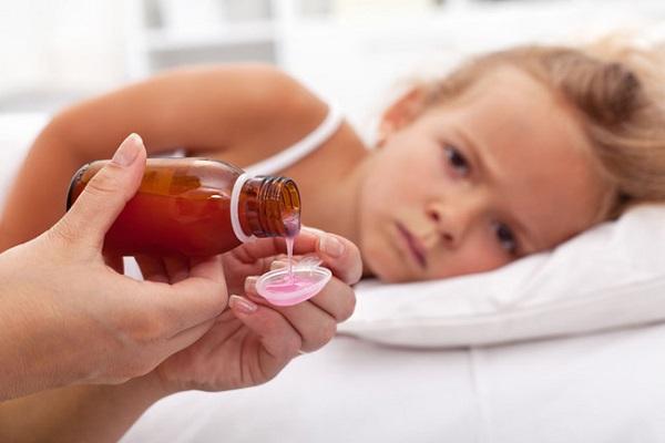Парацетамол для ребенка