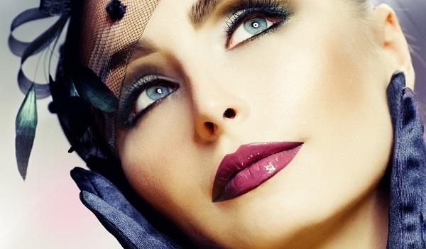 как сделать новогодний макияж, новогодний макияж дома, советы стилиста