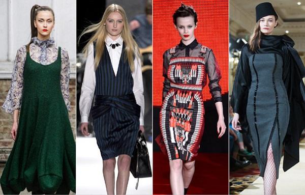 Длинный модный сарафан 2015 из коллекции весна лето 2015 Blumarine