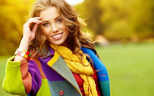 мода осень-зима 2015, как сочетать цвета в одежде