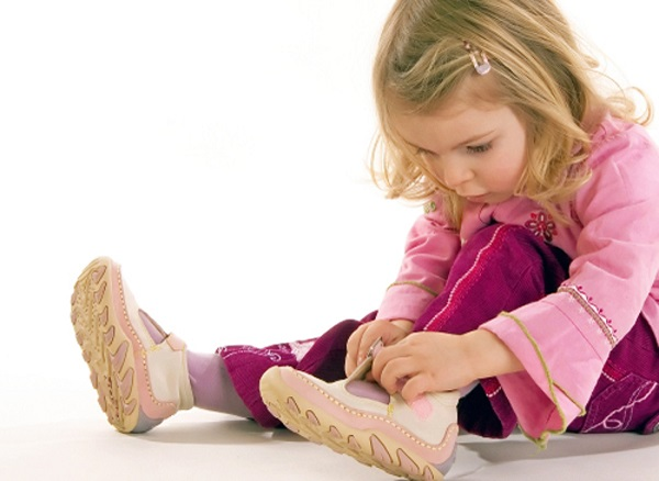 как выбрать детскую обувь,