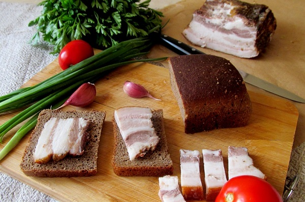 сало в мультиварке рецепт, как приготовить сало в мультиварке, рецепты в мультиварке, блюда в мультиварке,