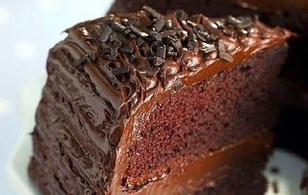 кекс в мультиварке, шоколадно-банановый кекс рецепт, блюда в мультиварке, рецепты в мультиварке,