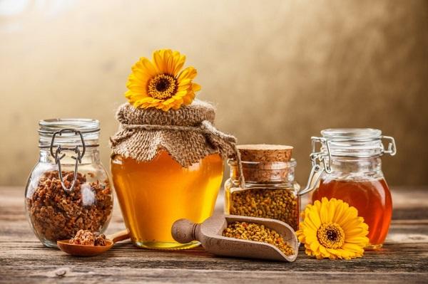 пчелиная перга польза