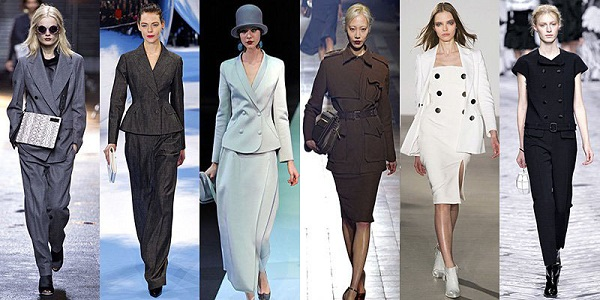 деловая мода 2015-2016