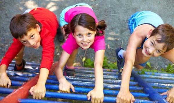 Польза подвижных игр для детей