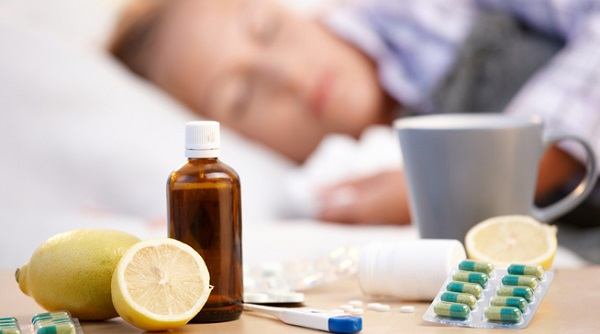 простуда лечение, лечение гриппа