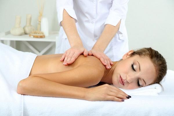 массаж польза