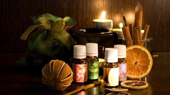 эфирные масла для кожи