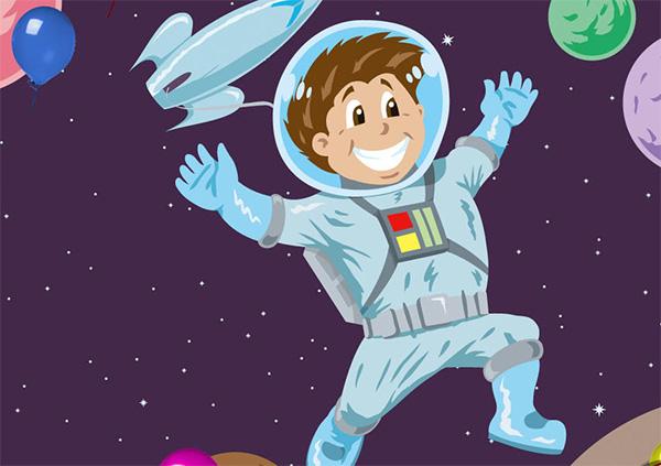 дети рожденные в космосе