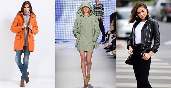 Женская верхняя одежда. Тренды осень-зима 2018