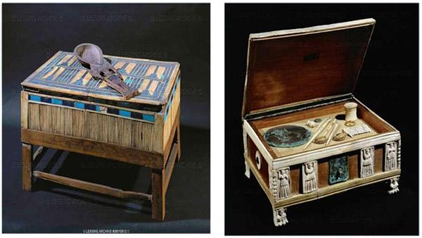 маникюрный набор древнего египта