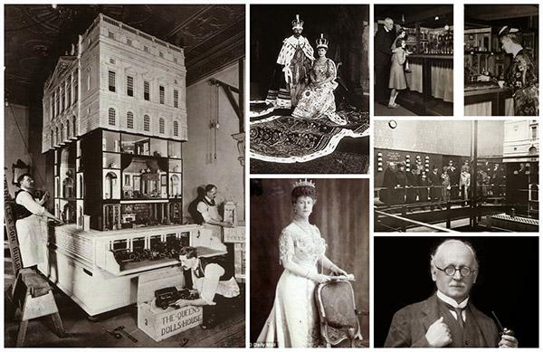 кукольный дом королевы англии