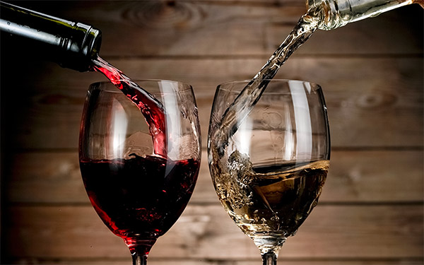 польза вина